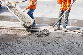 Cast-In-Place-Concreting