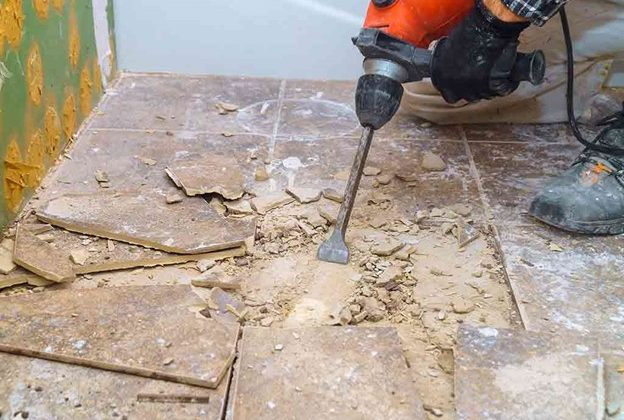 Costs to Remove Floor Tiles – A Complete Guide